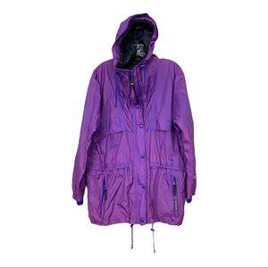 Helly Hansen Sz Sm Purple HH Packable
